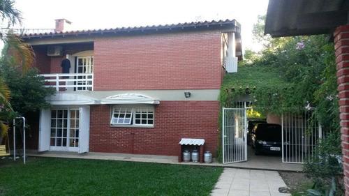 sobrado residencial à venda, guarujá, porto alegre. - so0590