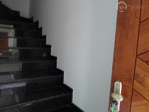 sobrado residencial à venda, itaquera, são paulo. - codigo: so0683 - so0683