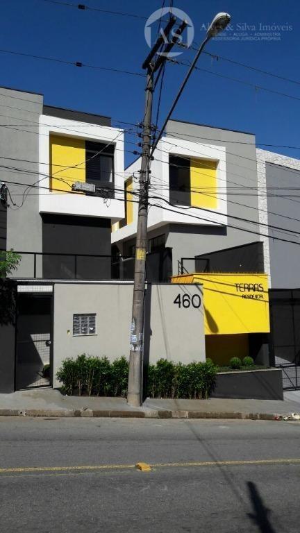 sobrado residencial à venda, itaquera, são paulo. - codigo: so0738 - so0738