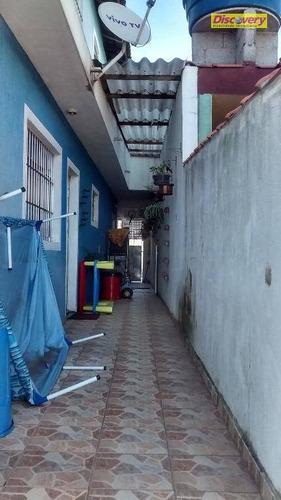 sobrado  residencial à venda, jardim altos de itaquá, itaquaquecetuba. - so0397