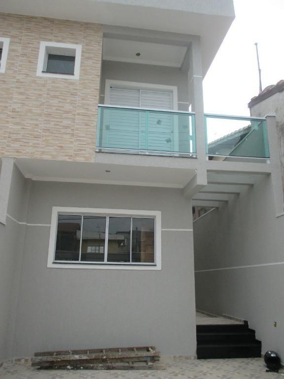 sobrado residencial à venda, jardim bela vista, guarulhos - so0065. - so0065