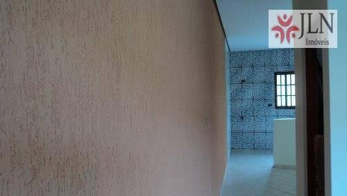 sobrado residencial à venda, jardim cibratel, itanhaém. - ca0022