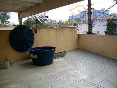 sobrado residencial à venda, jardim clímax, são paulo - so0201. - so0201