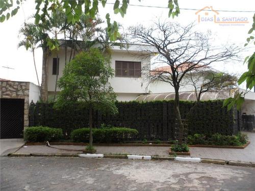 sobrado residencial à venda, jardim da saúde, são paulo - so0004. - so0004