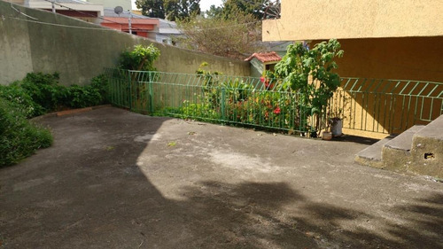 sobrado residencial à venda, jardim das maravilhas, santo andré. - so2273
