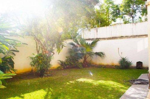 sobrado residencial à venda, jardim dos estados, são paulo - so0186. - so0186