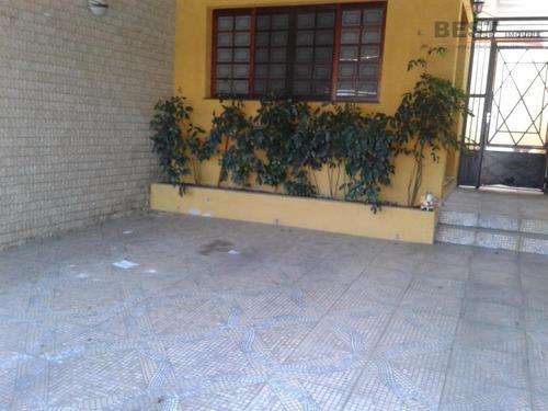 sobrado residencial à venda, jardim humaitá, são paulo. - so1399