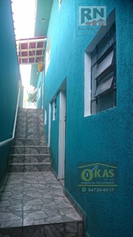 sobrado residencial à venda, jardim mônica, itaquaquecetuba. - cód. so0079 - so0079