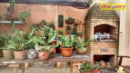 sobrado residencial à venda, jardim moreira, guarulhos. - so0426