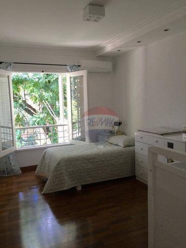 sobrado residencial à venda, jardim petrópolis, são paulo - so0181. - so0181