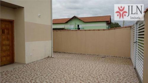 sobrado residencial à venda, jardim praia grande, mongaguá - so0016. - so0016