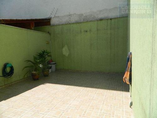 sobrado  residencial à venda, jardim santa clara, guarulhos. - codigo: so0095 - so0095