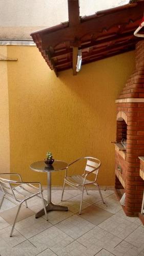 sobrado residencial à venda, jardim vila formosa, são paulo. - so13718