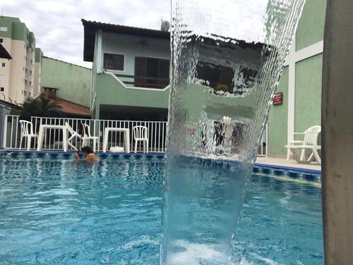 sobrado residencial à venda, martim de sá, caraguatatuba - so0450. - so0450