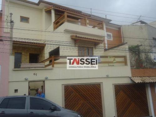 sobrado residencial à venda, mirandópolis, são paulo - so0061. - so0061