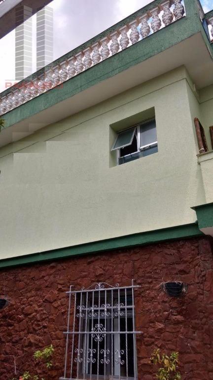 sobrado residencial à venda, mooca, são paulo. - so1072