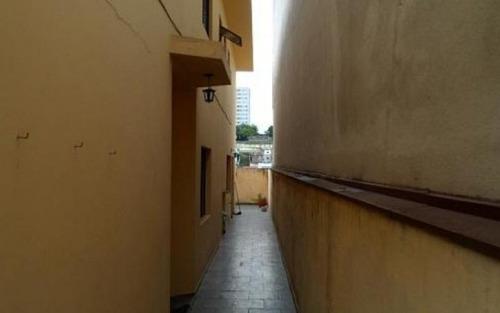 sobrado residencial à venda, morumbi, são paulo - so0010.