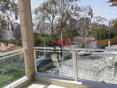 sobrado residencial à venda, parque anchieta, são bernardo do campo - so14224. - so14224