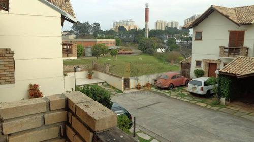 sobrado residencial à venda, parque assunção, taboão da serra. - so0437