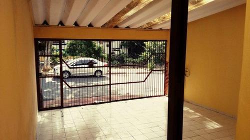 sobrado residencial à venda, parque cruzeiro do sul, são paulo. - so0086
