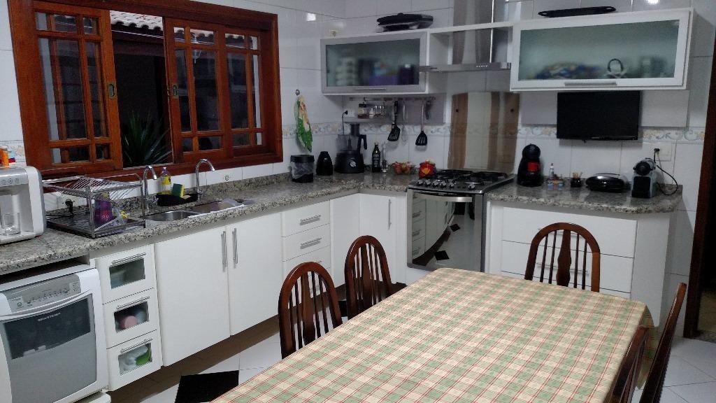 sobrado residencial à venda, parque renato maia, guarulhos - so0682. - so0682