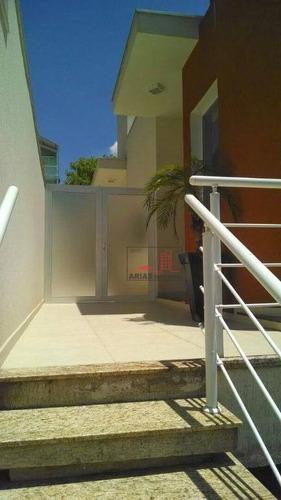 sobrado residencial à venda - parque residencial itapeti - mogi das cruzes - so0023