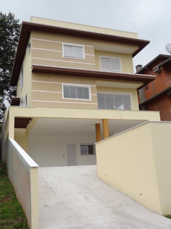 sobrado residencial à venda, parque residencial itapeti, mogi das cruzes. - so13447