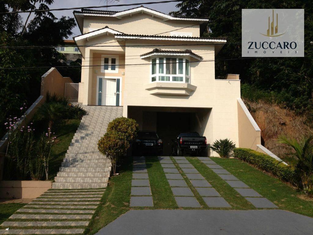 sobrado residencial à venda, parque residencial itapeti, mogi das cruzes. - so2140