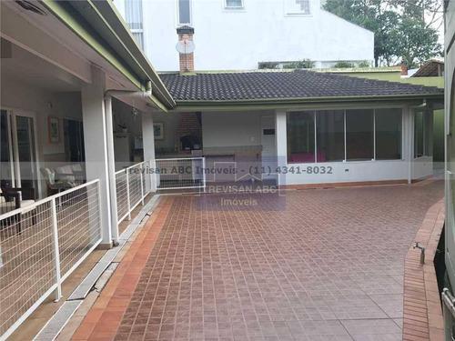 sobrado residencial à venda, parque terra nova ii, são bernardo do campo - so0514. - so0514