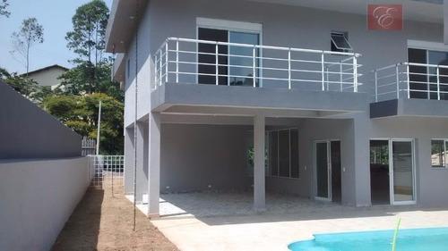 sobrado  residencial à venda, paysage vert, vargem grande paulista. - so3052