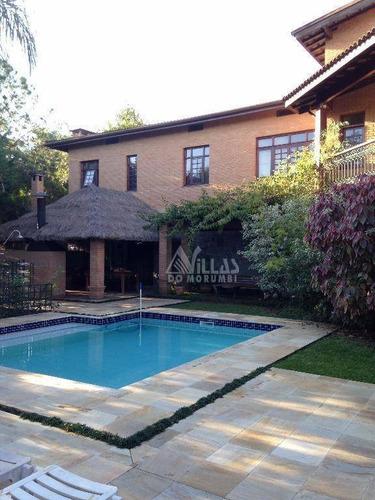 sobrado residencial à venda, portal das colinas, guaratinguetá - so0459. - so0459