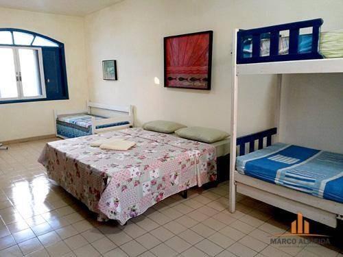 sobrado residencial à venda, praia do sonho, itanhaém. - so0042