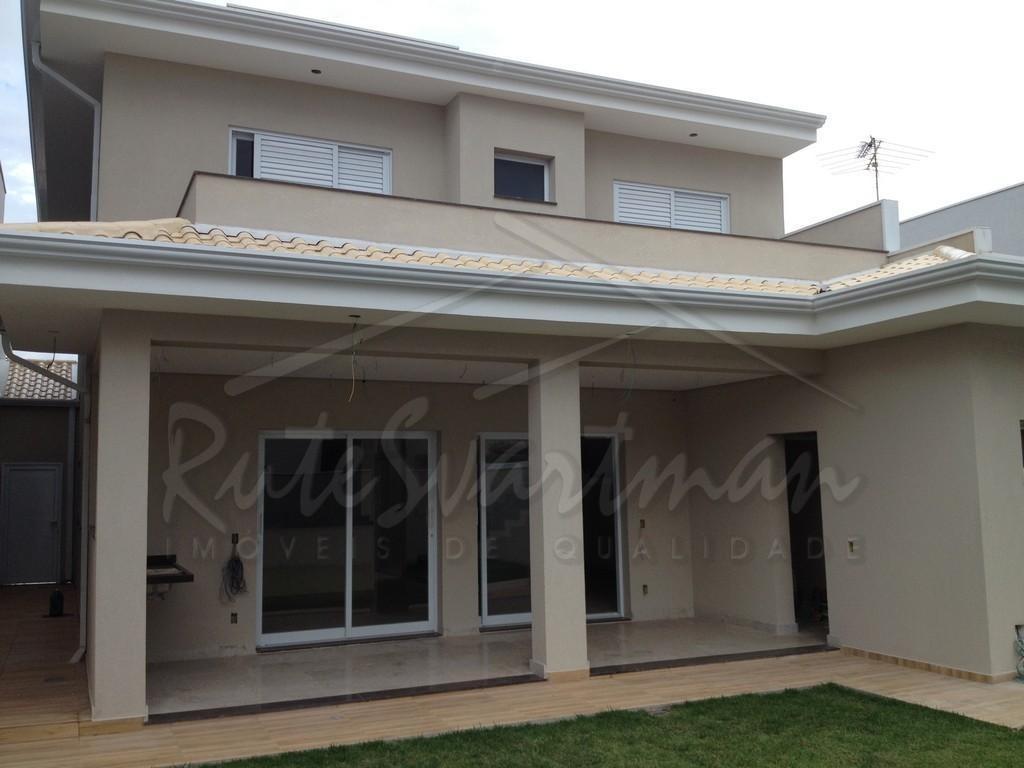 sobrado residencial à venda, reserva real, paulínia. - ca2817