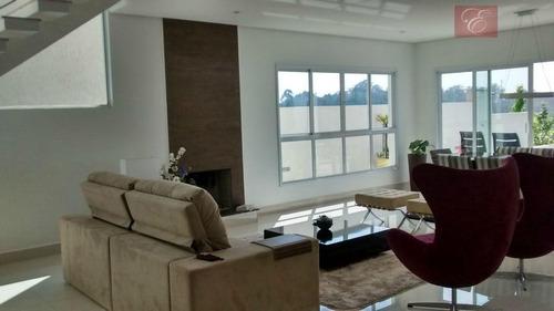 sobrado  residencial à venda, reserva vale verde, cotia. - so2466