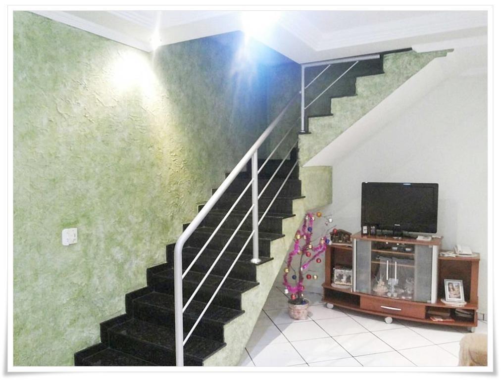 sobrado residencial à venda, residencial santa luiza i, nova odessa. - codigo: so0005 - so0005