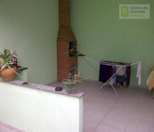 sobrado residencial à venda, santa maria, santo andré - so0176. - so0176