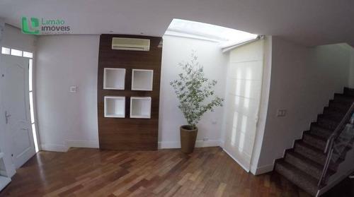 sobrado residencial à venda, santana, são paulo. - so0313