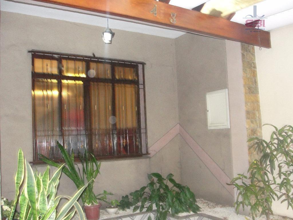 sobrado residencial à venda, santana, são paulo. - so0878