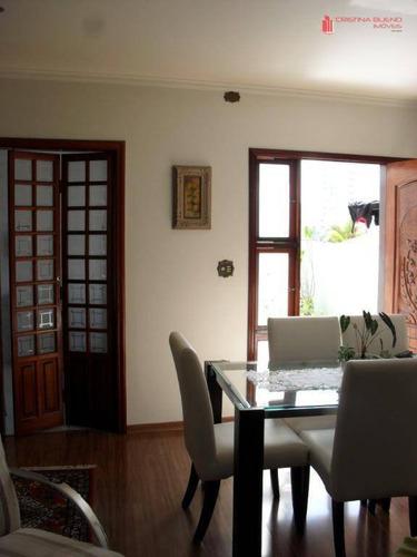sobrado residencial à venda, saúde, são paulo - so0137. - so0137