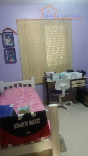 sobrado residencial à venda, saúde, são paulo - so0311. - so0311