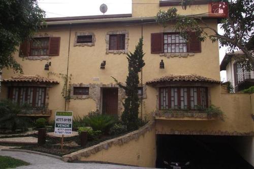 sobrado residencial à venda, são paulo ii, cotia - so1952. - so1952