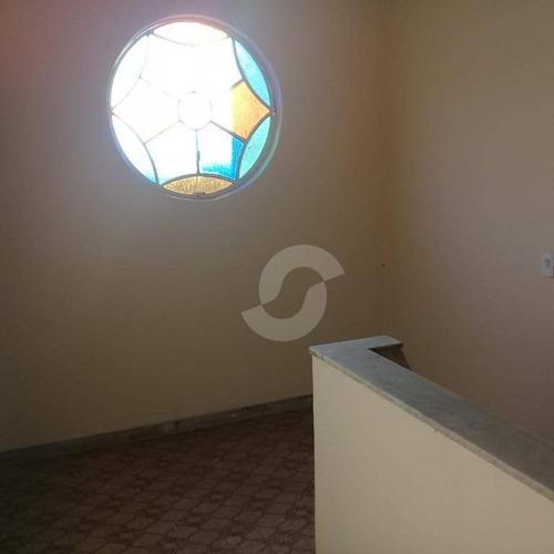 sobrado residencial à venda, venda da cruz, são gonçalo. - so0013