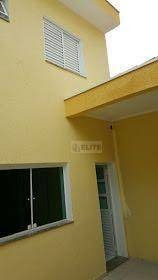 sobrado residencial à venda, vila alto de santo andré, santo andré. - so1223