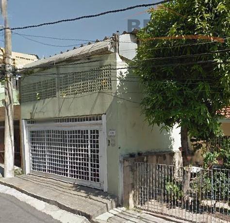 sobrado  residencial à venda, vila anglo brasileira, são paulo. - so1122