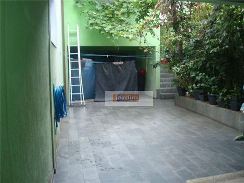 sobrado residencial à venda, vila assis brasil, mauá. - so0994
