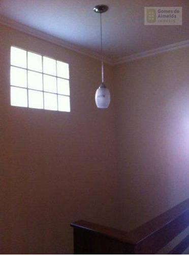 sobrado residencial à venda, vila assunção, santo andré - so0448. - so0448