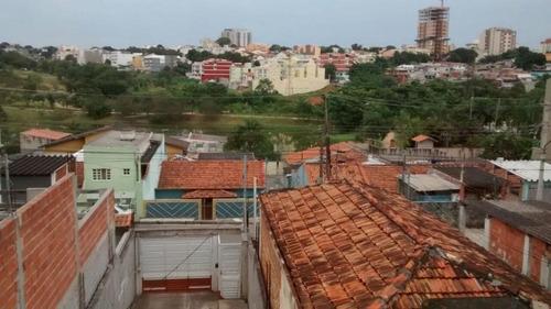 sobrado residencial à venda, vila assunção, santo andré. - so2778