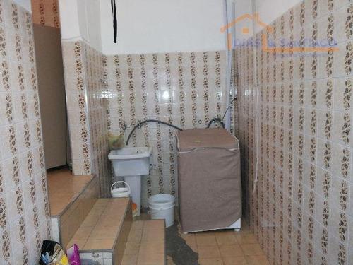 sobrado residencial à venda, vila brasilina, são paulo - so0166. - so0166