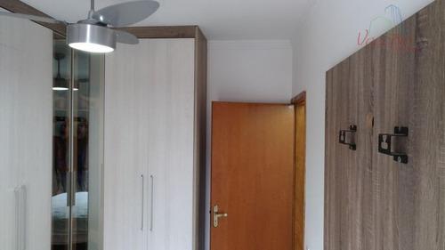sobrado residencial à venda, vila camilópolis, santo andré. - codigo: so0158 - so0158