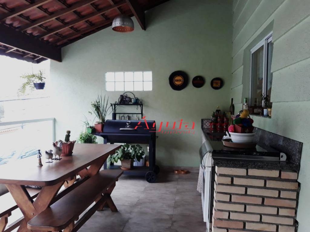 sobrado residencial à venda, vila camilópolis, santo andré - so0876. - so0876